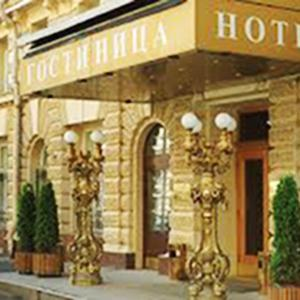 Гостиницы Мурашов