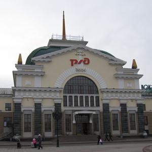 Железнодорожные вокзалы Мурашов